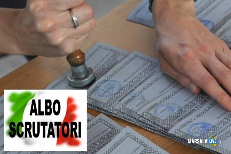 AGGIORNAMENTO ALBO DELLE PERSONE IDONEE ALL'UFFICIO DI SCRUTATORE PRESSO I SEGGI ELETTORALI